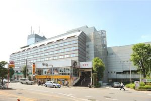 ロビーラウンジ(川越プリンスホテル)