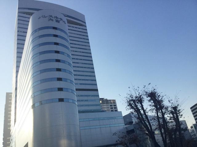 サロン・ドゥ・カフェ(パレスホテル大宮)
