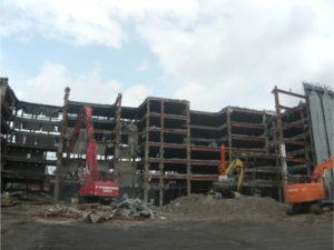 解体工事業の新設