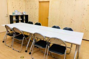上尾駅のレンタル会議室
