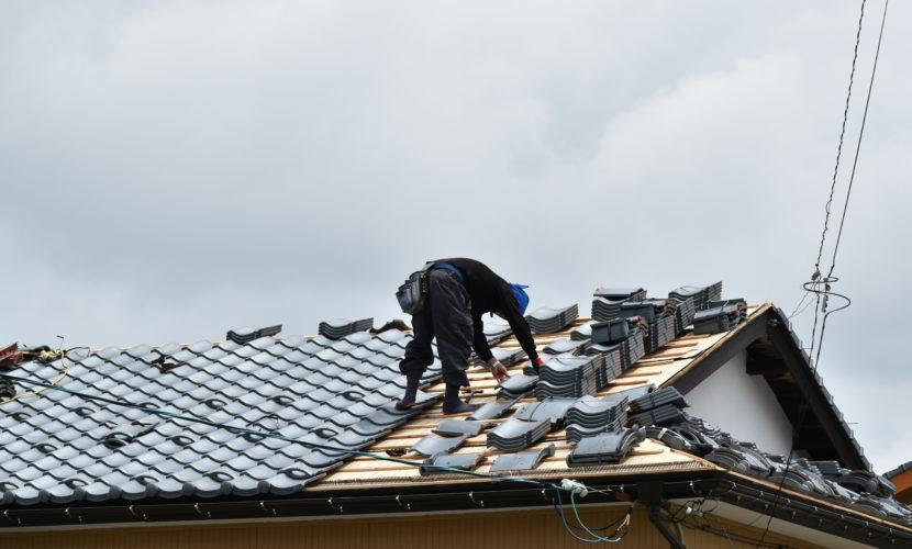 「火災保険(被災等申請)が使える」という屋根工事等住宅修理契約のトラブルに注意!