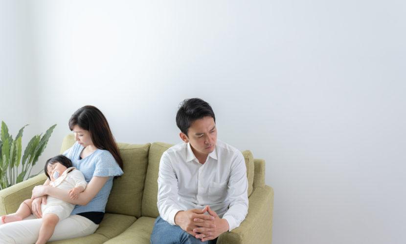 男女別の離婚原因ランキング